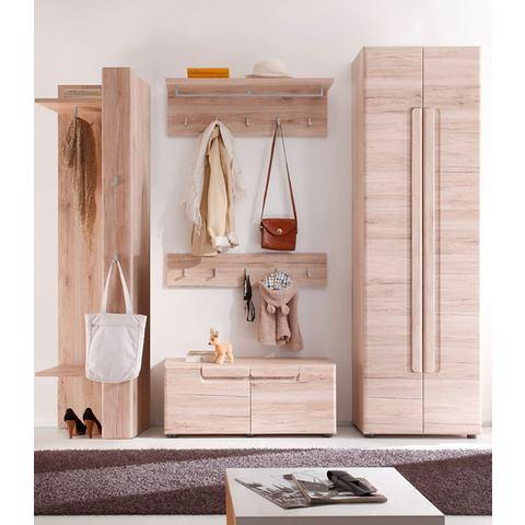 Complete garderobes Halmeubelset Malea (5-dlg) 399392