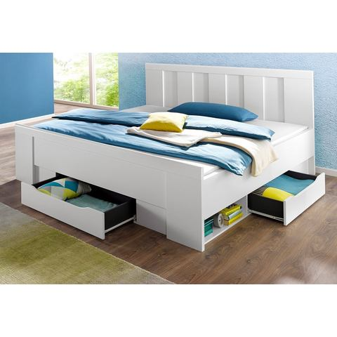 RAUCH Bed in landhuisstijl wit Rauch 538674