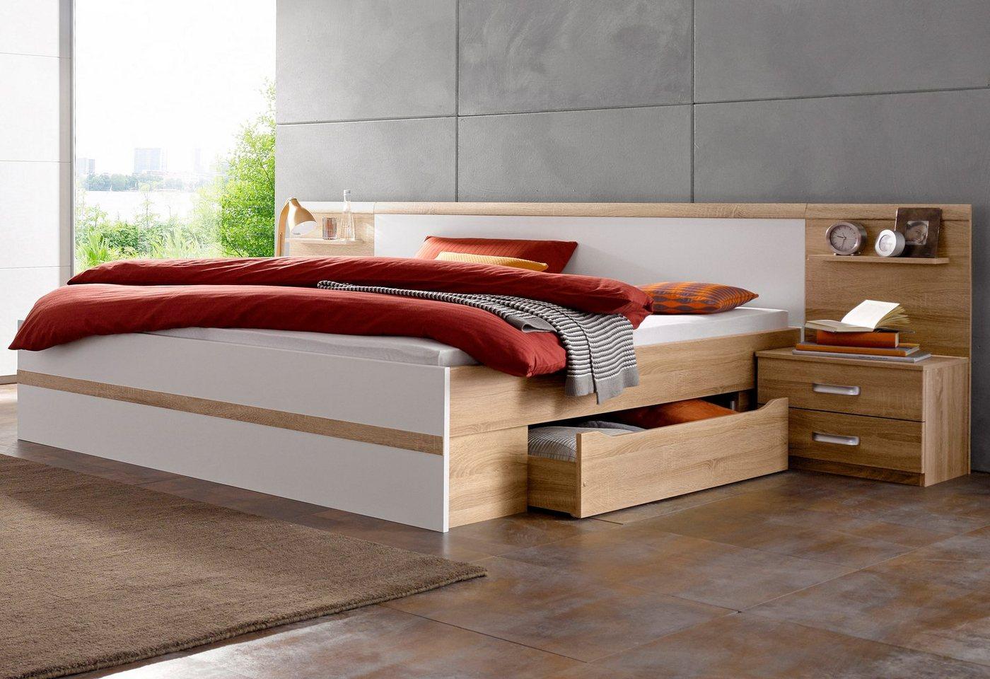 RAUCH Bed met bedlade