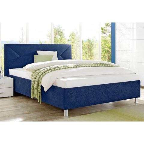 MAINTAL Bed in 3 uitvoeringen alleen Bedframe blauw Maintal 640577