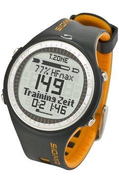 -hartslagmeter incl. borstband, geel, Duitse Stiftung Warentest 4/2011 'goed', »PC 25.10«