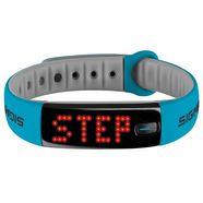 sigma sport fitness-armband, activity tracker, blauw, »activo« blauw