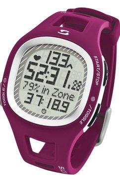 hartslagmeter incl. borstband, »PC 10.11 purple«