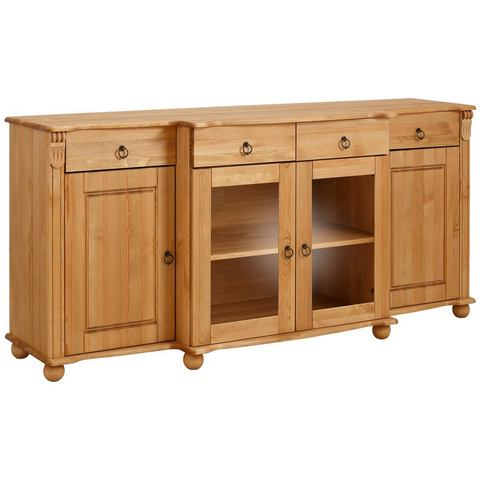 Dressoirs HOME AFFAIRE Sideboard Ferrera 167 cm breed 235026