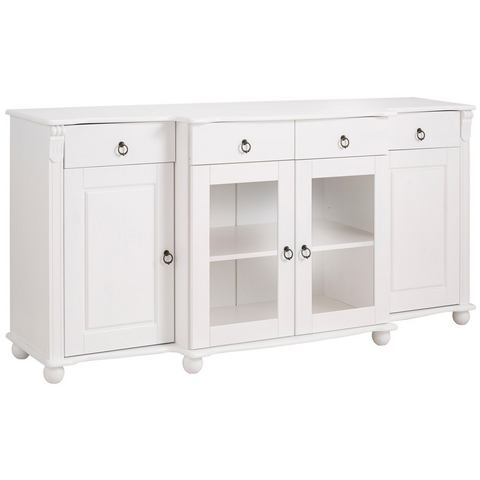 Dressoirs HOME AFFAIRE Sideboard Ferrera 167 cm breed 518561