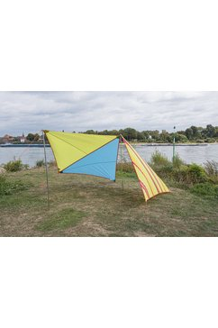 bent tarp zip friends caribbean-set (17-delig) multicolor