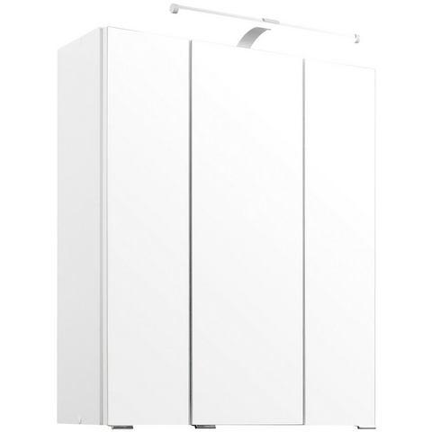 Badkamerkasten HELD M�BEL spiegelkast Hero met LED-verlichting 556086