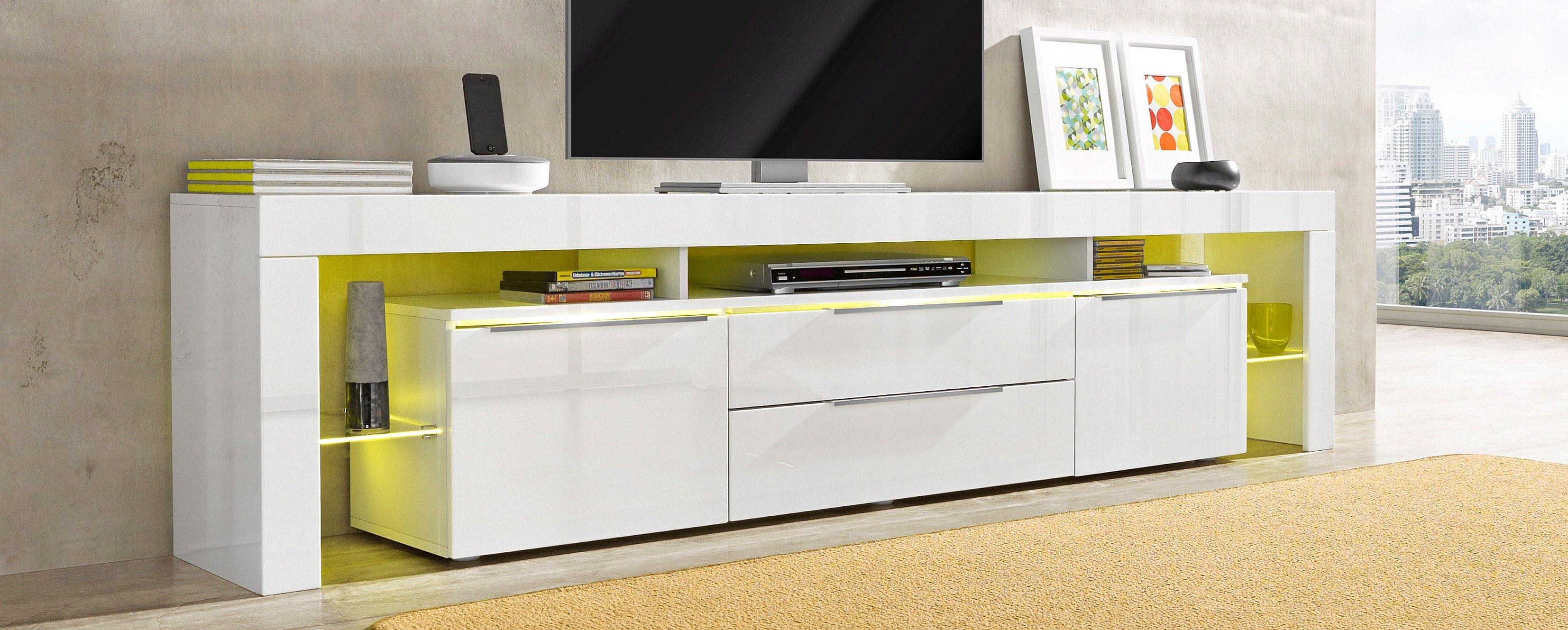 borchardt Möbel tv-meubel Breedte 220 cm in de webshop van OTTO kopen