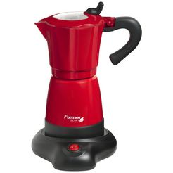 bestron espressokoker aes480, 8 bar rood