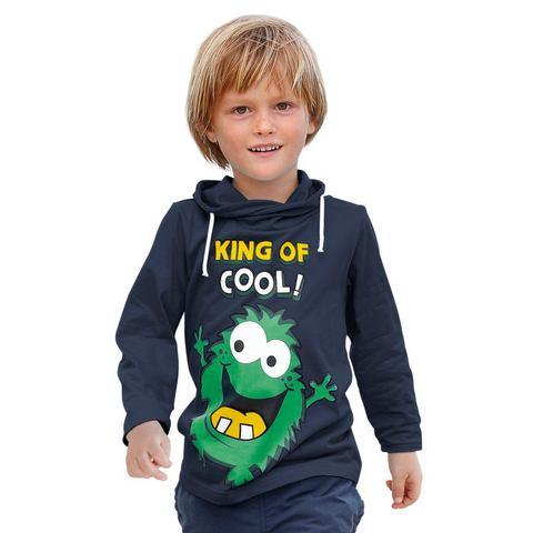 CFL Shirt met lange mouwen KING OF COOL!