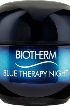 biotherm nachtcrème blue therapy night cream anti-aging blauw