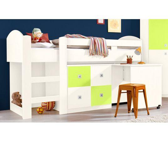 halfhoogslaper 39 sunny 39 3 delig makkelijk gevonden otto. Black Bedroom Furniture Sets. Home Design Ideas