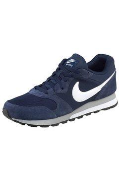 nike sneakers md runner 2 blauw