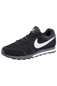 nike sneakers md runner 2 zwart