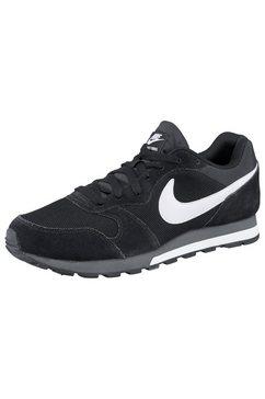 nike sneakers md runner 2 zwart