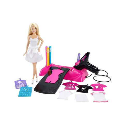 MATTEL Barbie Airbrush Designer & Barbiepop