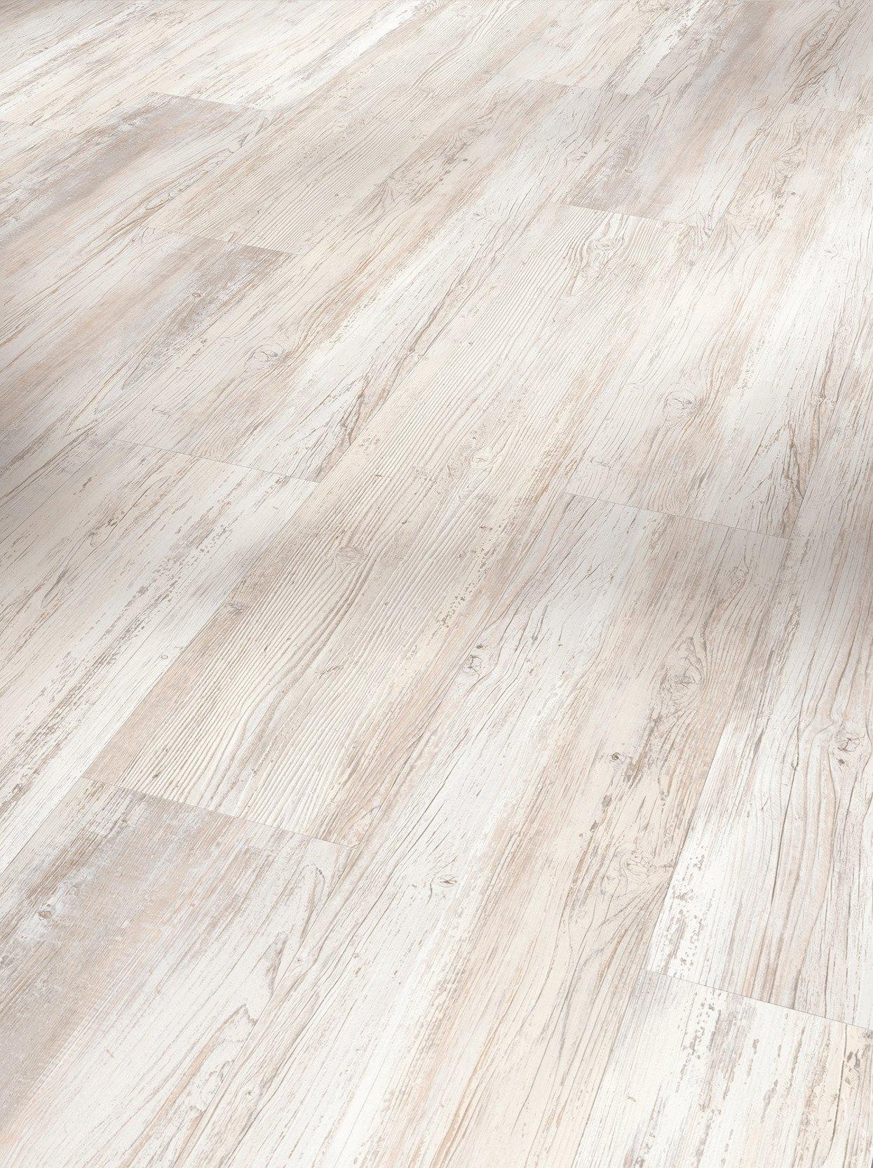 Parador Vinyllaminaat »Basic, pine Scandinavisch wit« - verschillende betaalmethodes