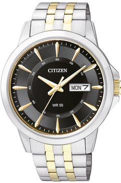 citizen, horloge 'bf2018-52ee' zilver