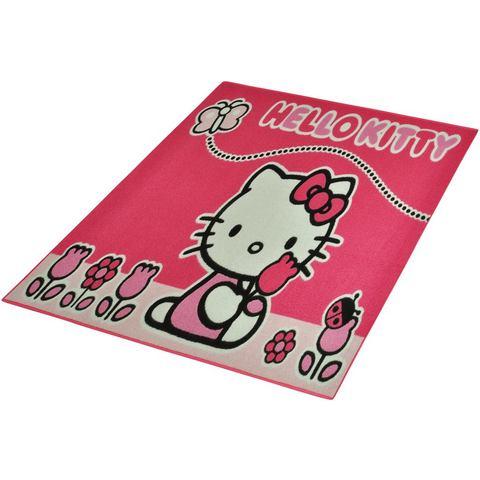 Tapijt Hello Kitty Butterfly