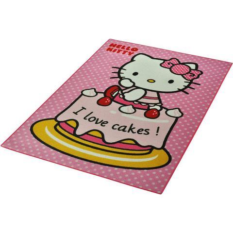 Tapijt Hello Kitty cakes