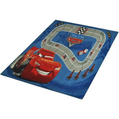 Vloerkleed Cars Racetrack