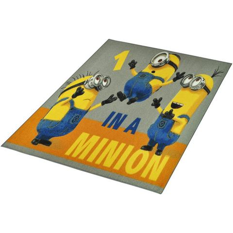 Minions Speelkleed 4 95x133cm