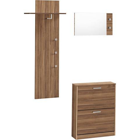 Complete garderobes Halmeubelen Torino in 3-delige set 763640
