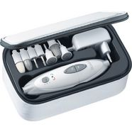 sanitas manicure--pedicureset sma 35 wit