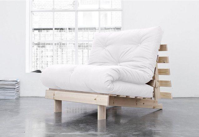 Slaapbank 39 futonart 39 makkelijk gevonden otto for Schlafsofa elektrisch