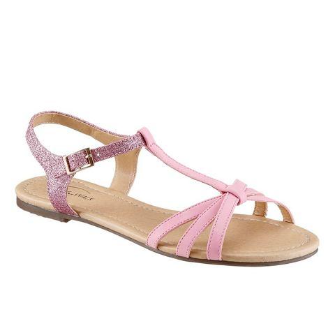 Dames schoen: CITY WALK Sandalen van imitatieleer