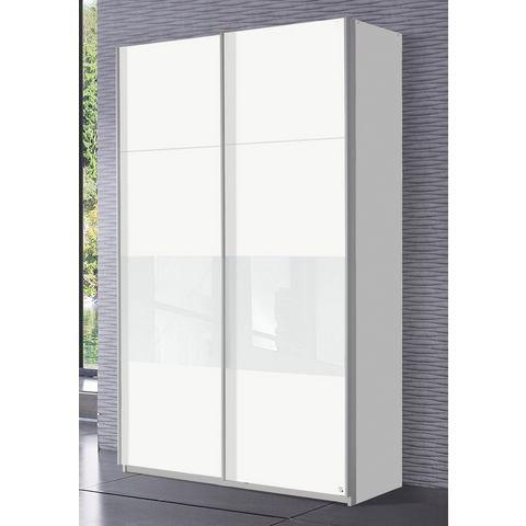 Kledingkasten RAUCH Zweefdeurkast met glas of spiegels 463158