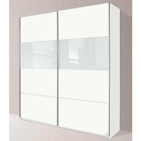 Kledingkasten RAUCH Zweefdeurkast met glas of spiegels 681544