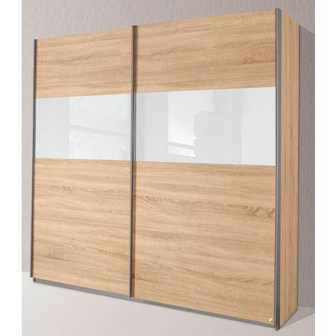 Kledingkasten RAUCH Zweefdeurkast met glas of spiegels 870820