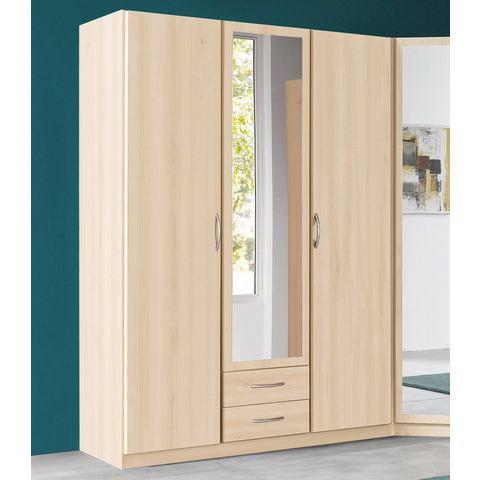 Kledingkasten Garderobekast in 2 kleuren en 3 breedten 217038