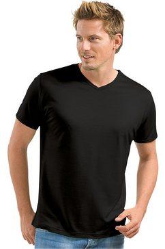 trigema t-shirt zwart