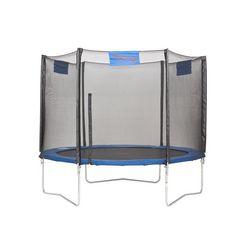 4uniq trampoline ø 305 cm blauw