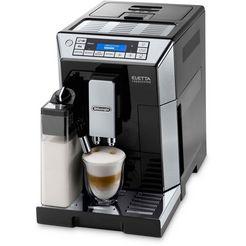 delonghi koffiezetapparaat ecam 45.766 b zwart