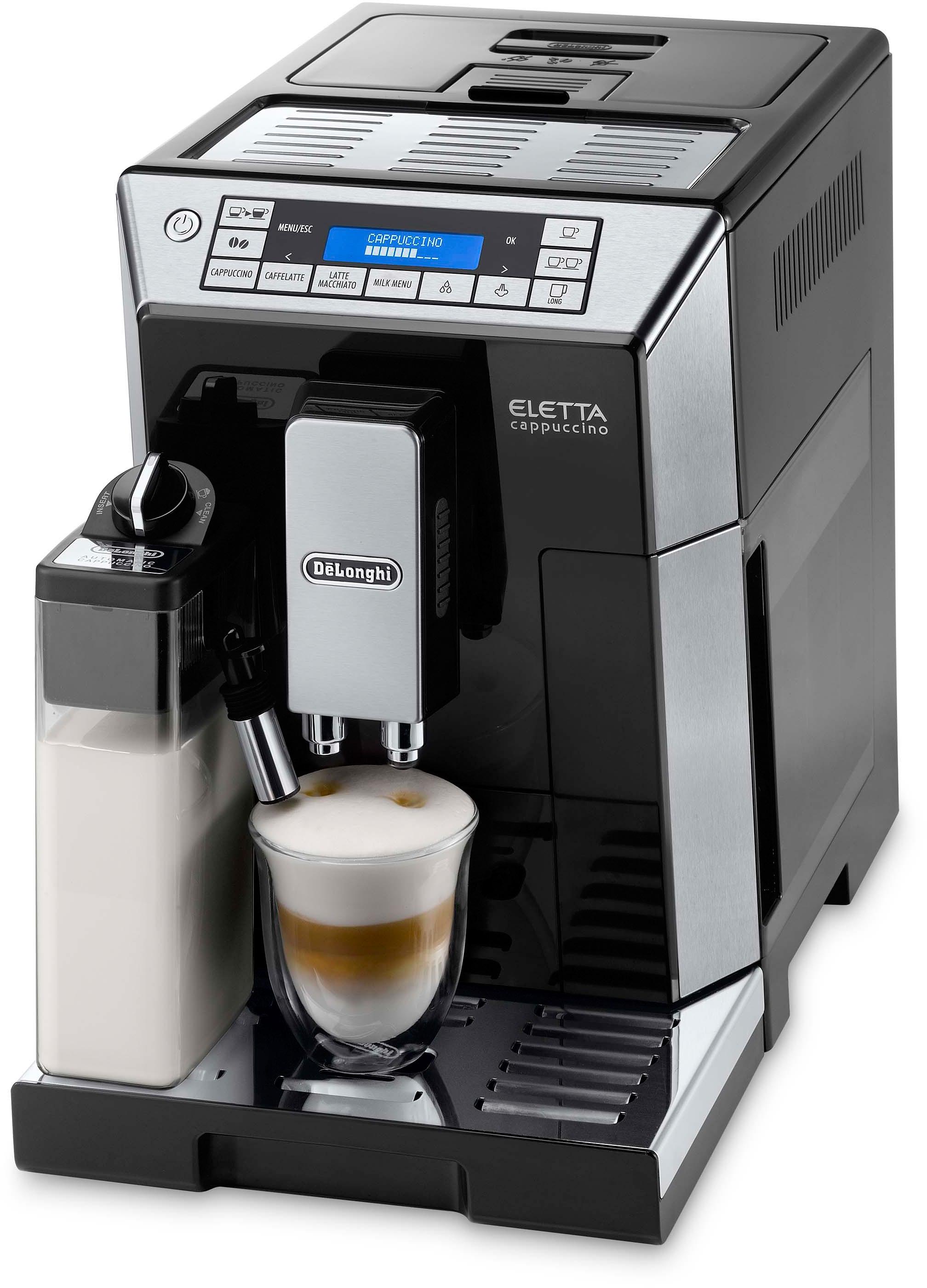De'longhi DELONGHI Koffiezetapparaat ECAM 45.766 B online kopen op otto.nl