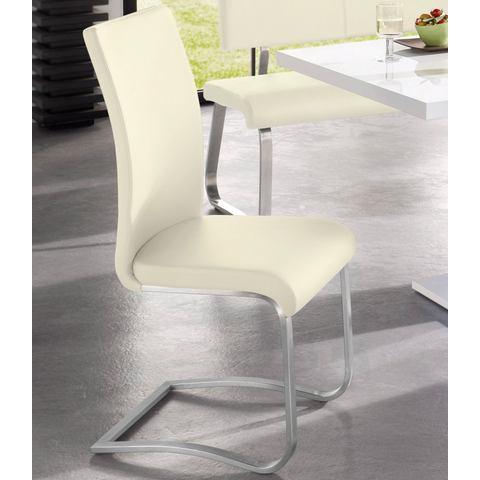 Stoel-schommelstoel met comfortabele vulling