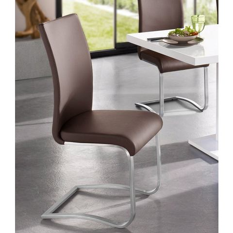 Eetkamerstoelen Stoel schommelstoel met comfortabele vulling 653526