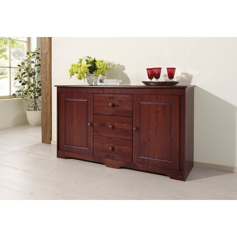 Dressoirs HOME AFFAIRE Sideboard P�hl 140 cm breed 521770