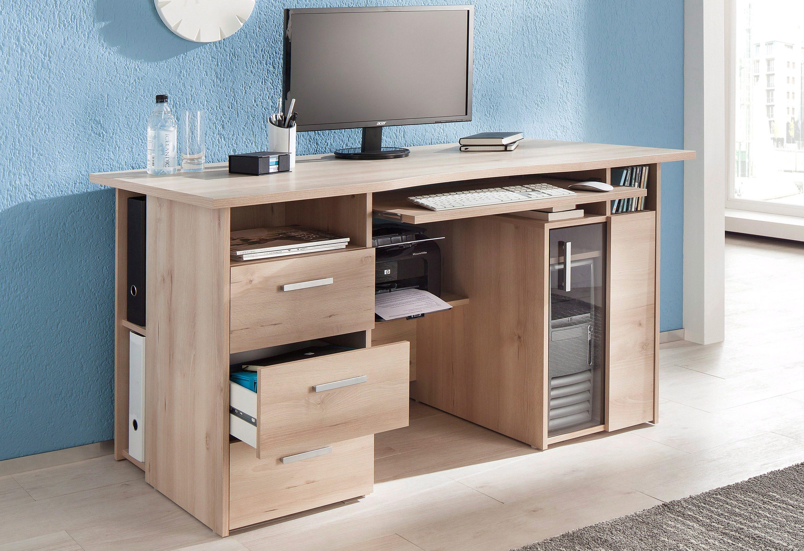 Modern bureau in woonkamer keijserco bank fortuna salontafel