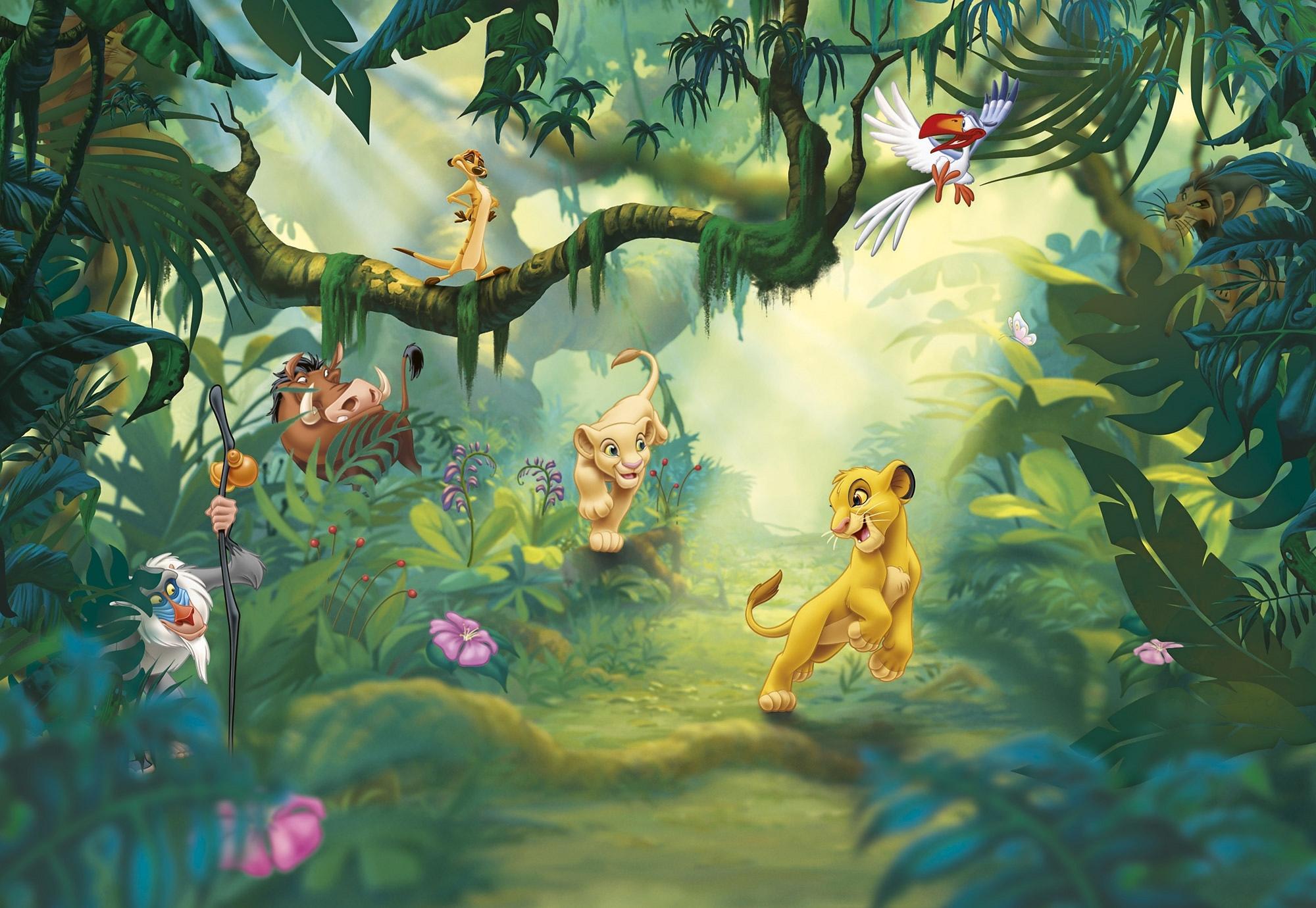 Kinderkamer Jungle Behang : Behang kinderkamer kopen bekijk de collectie otto