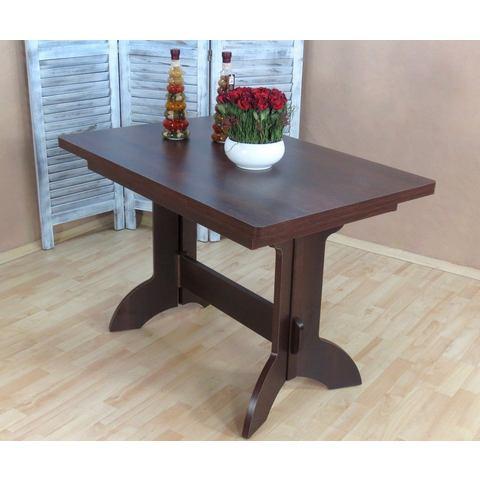 Eettafels Wangentafel met uittrekbaar tafelblad 883641
