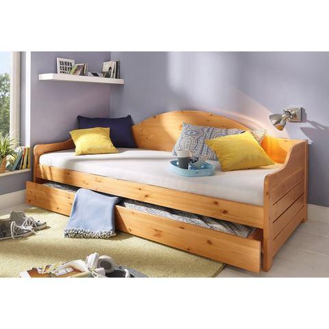 HOME AFFAIRE Bed Susan beige Home Affaire 457429