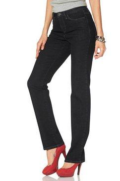 arizona jeans in 5-pocketsmodel zwart