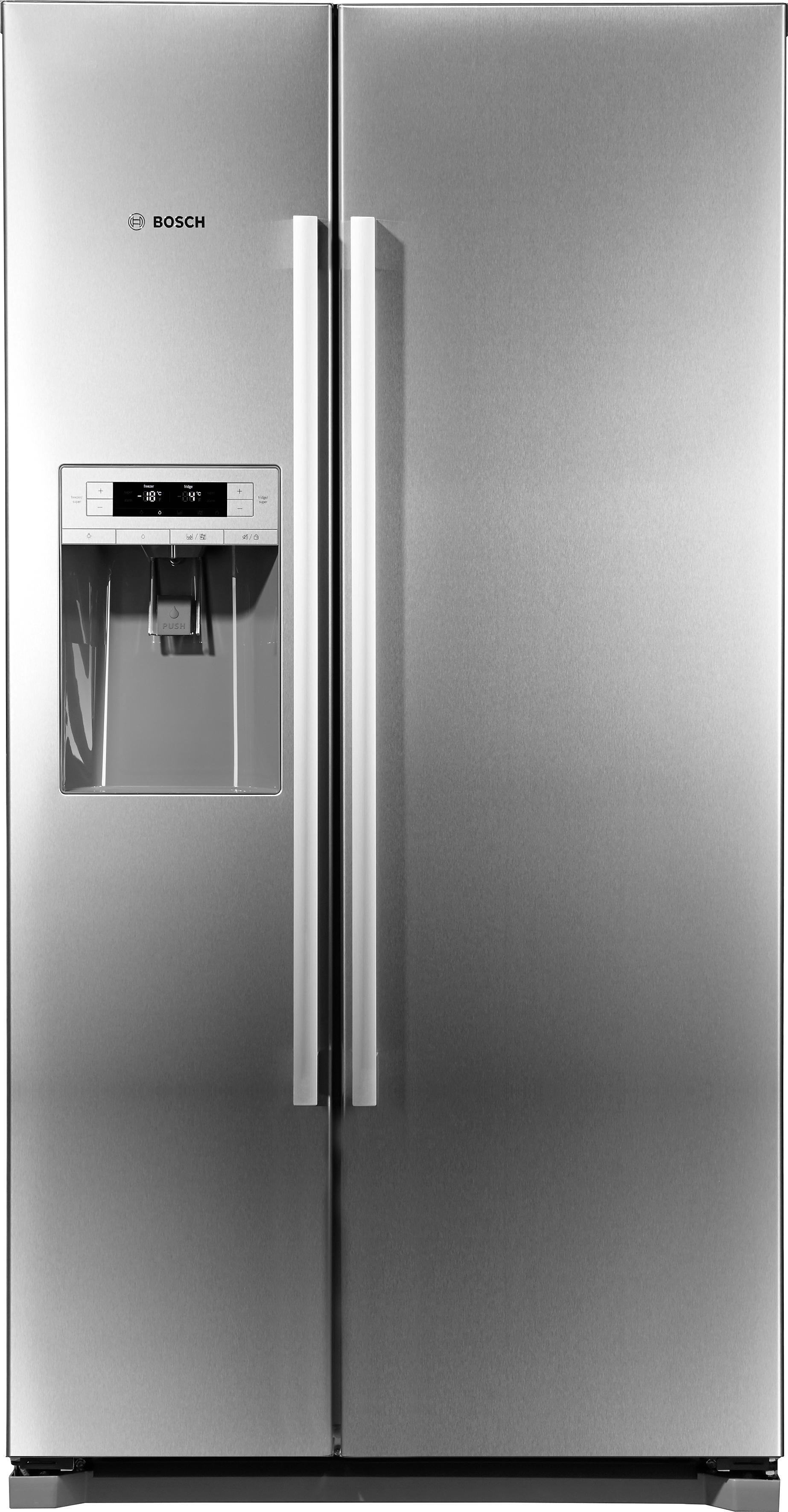 Bosch side-by-side-koelkast KAI90VI20, A+, 177 cm hoog, No Frost online kopen op otto.nl