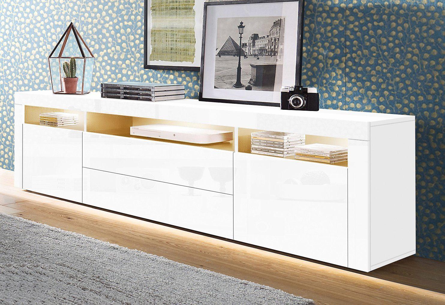 Hoogglans tv meubels kopen bekijk de collectie otto