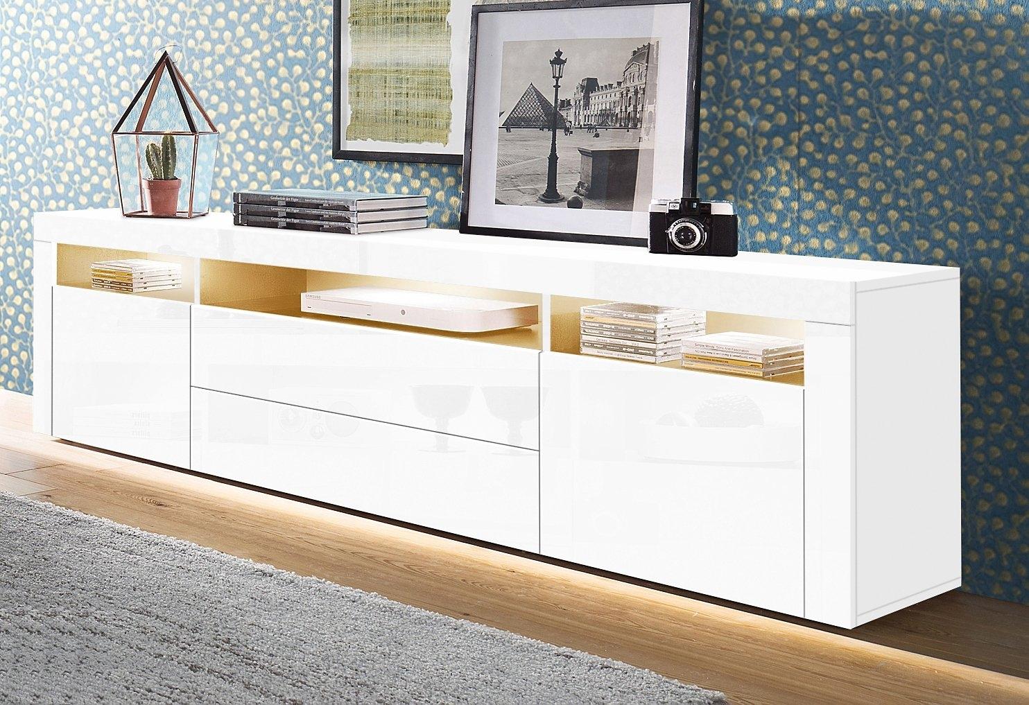 Hoogglans tv meubels kopen bekijk de collectie otto for Meubels bestellen met acceptgiro