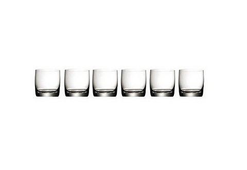 Glasserie, WMF, 'Easy', set van 6